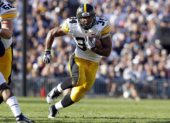 Stony Brook's Marcus Coker played for Iowa in 2011.