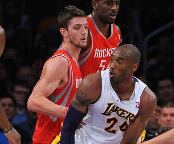 Parsons draws Kobe again Tuesday night