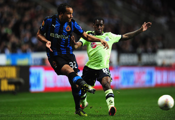 Vurnon Anita was brought to Tyneside, but the club failed to build on a successful season.