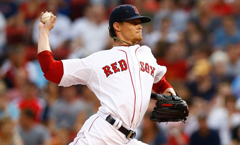 The Red Sox rotation struggled significantly in 2012.