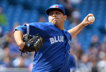 The Blue Jays could continue to add to their starting rotation.