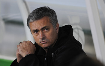 Mourinho has been a longstanding PSG rumor