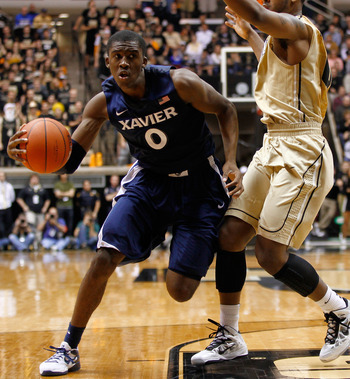 Semaj Christon has been a big reason why Xavier is doing better than expected.