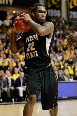 Carl Hall has led Wichita State to an 8-0 start.