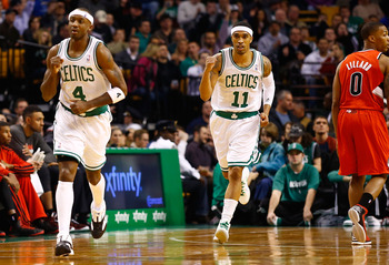 Jason Terry has played a crucial role, but Courtney Lee might be waiting in The Jet's wings to move up in the rankings.