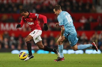 Patrice Evra's time at United may be finished