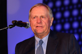 Jack Nicklaus played the game on and off the course.