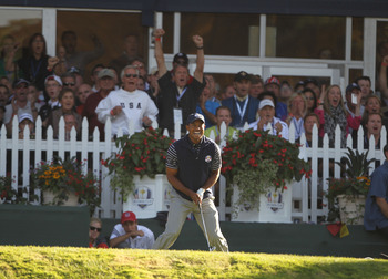 Tiger Woods was the first player to receive $1 million in an appearance fee.