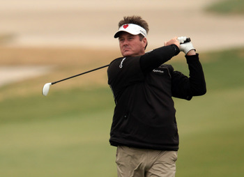 Todd Hamilton's career as a professional golfer will always be defined by his 2004 Open victory.