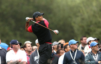 Tiger Woods found three million reasons to go back to Malaysia.
