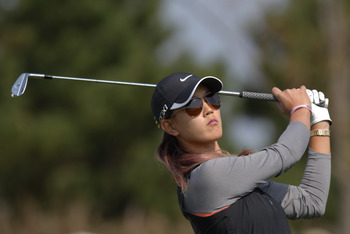 Michelle Wie has turned out to be an over-hyped female golfer.