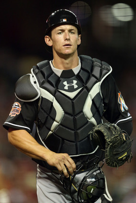 Rob Brantly is expected to be the Marlins catcher in 2013.