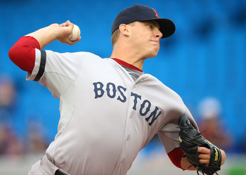 Andrew Bailey looks to bounce back from his thumb injury in 2012 and take over as the Red Sox closer in 2013.