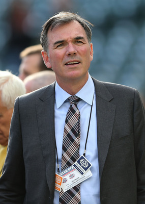 Beane will be busy, whether during the winter meetings or after