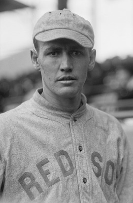 Smokey Joe Wood - The Greatest Season in Red Sox Pitching History-Courtesty of WikiCommons
