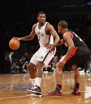 Joe Johnson is the sixth-highest-paid player in the league.