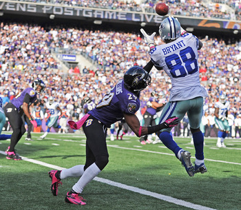 The Ravens were fortunate to squeak past a mediocre Cowboys team.