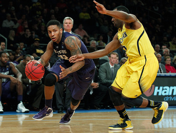 McGruder is the unquestioned leader for the Kansas State Wildcats