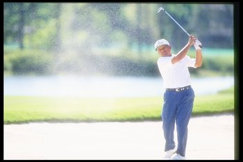 Lee Trevino became one of the best ball-strikers of all time.