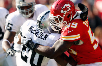 The Chiefs and Raiders will battle it out to avoid AFC West cellar.