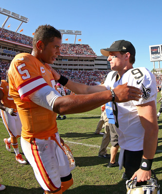 Drew Brees and Josh Freeman square off again in Week 15.