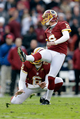 Kai Forbath only kicked one field goal, but his value went beyond simply banging the ball through the uprights.
