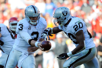 Is Darren McFadden too unreliable for Oakland?