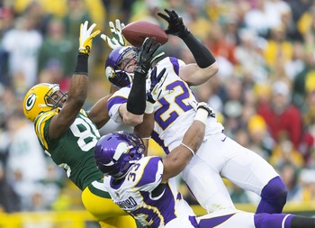 Is Greg Jennings' days in Green Bay numbered?