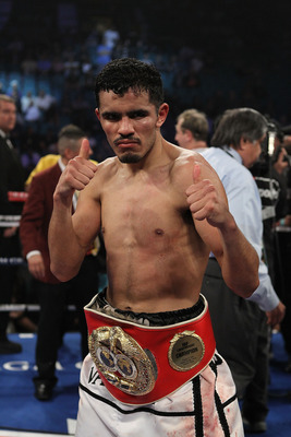 Expect Vazquez to retain his IBF title.