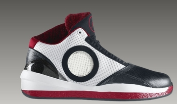 Via: http://www.jumpmankicks.com/shoegallery/aj2010/air_jordan_2010_xx5(25)_black_varsity_red_white/air_jordan_2010_xx5(25)_black_varsity_red_white-1.jpg