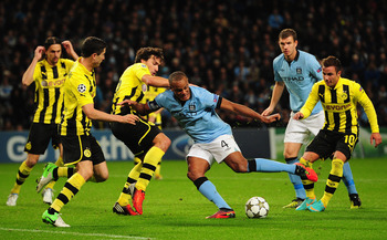 Borussia Dortmund Manchester City