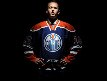 If Marincin can continue to improve with the Barons he could very well make the Oilers next season.