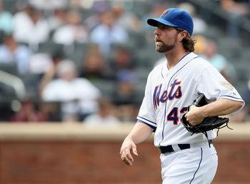 Dickey seems to be getting better with age.