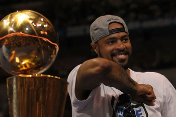 Tyson Chandler's defense helped the Dallas Mavericks win their first title.
