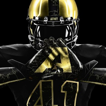 Photo via Army-Navy Game Facebook Page
