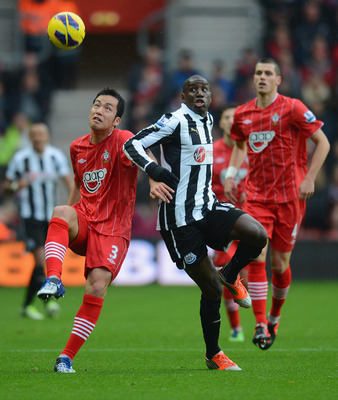 With Maya Yoshida (left) adapting to the Premier League, the Saints defense has been much better in past games.