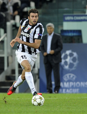 Andrea Barzagli was nearly flawless
