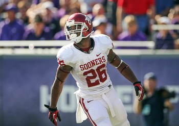 Oklahoma's offense could be centered around Damien Williams in 2013.