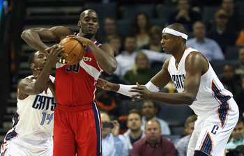 Washington Wizards Emeka Okafor