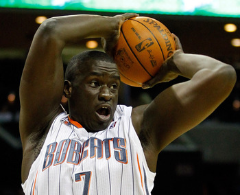 Charlotte Bobcats DeSagana Diop