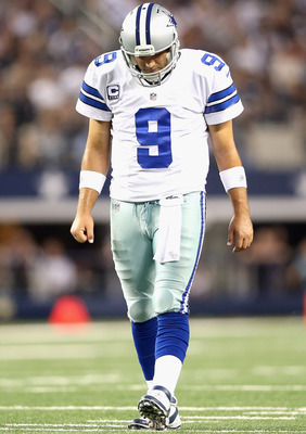 Romo's erratic play makes fans wonder if he will ever deliver.