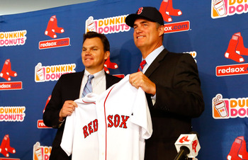 New manager John Farrell hopes to return the Red Sox to their winning ways.