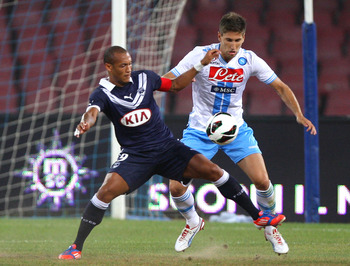 Yoan Gouffran-Bordeaux's Main Man