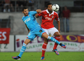Andre-Pierre Gignac-Vital to OM's Title Chances