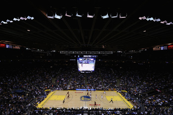 The new-look Warriors deserve a new stadium.