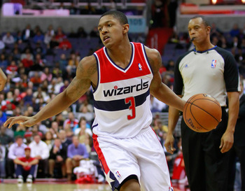 Bradley Beal has been a disappointment thus far in Washington.