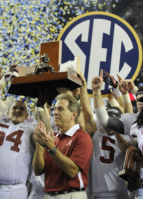 The Alabama Crimson Tide are headed to the national championship game.