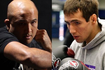 Can Rory MacDonald defeat the legendary B.J. Penn?