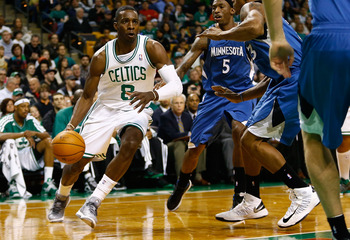 Boston Celtics' Jeff Green