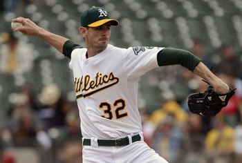 Due to injury, Brandon McCarthy has never pitched a full season.